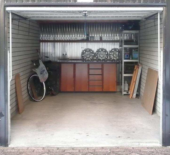 Garage huren Amsterdam